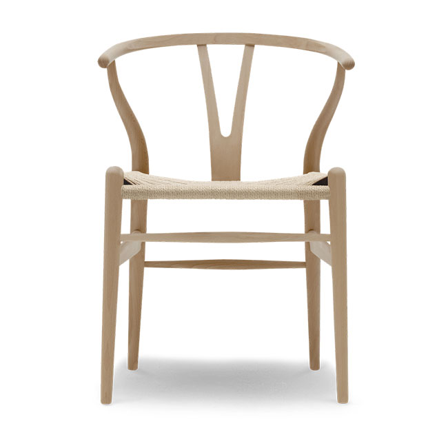 [Carl Hansen & Son/칼한센앤선] CH24 Wishbone chair - Beech oil // CH24 위시본 체어 - 비치 오일
