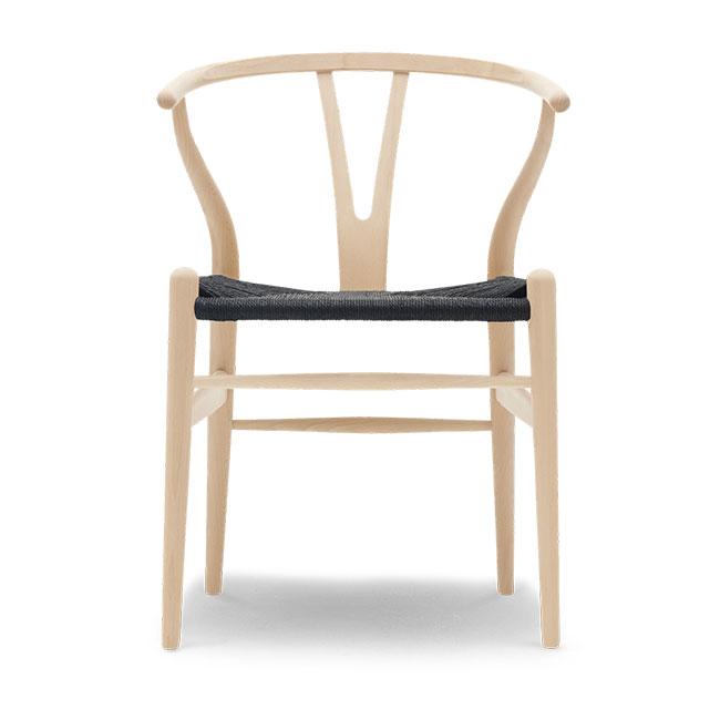 [Carl Hansen & Son/칼한센앤선] CH24 Wishbone chair - Beech soap // CH24 위시본 체어 - 비치 솝