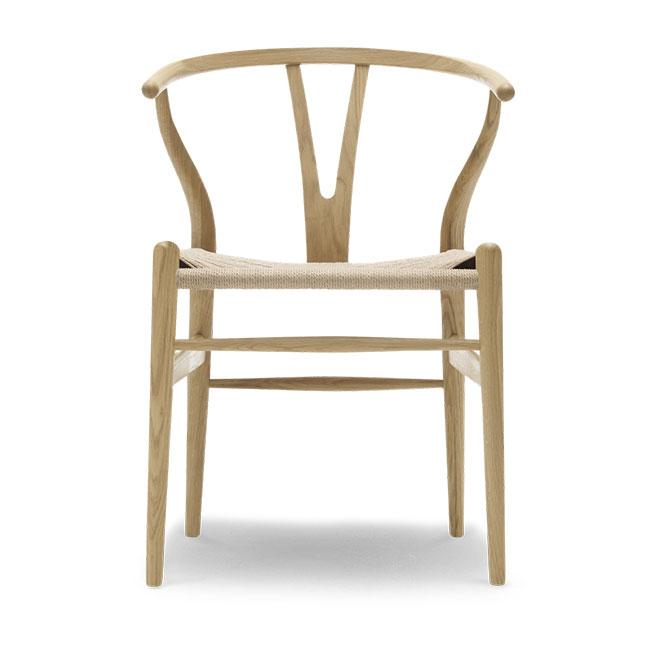 [Carl Hansen & Son/칼한센앤선] CH24 Wishbone chair - Oak lacquer // CH24 위시본 체어 - 오크 락카