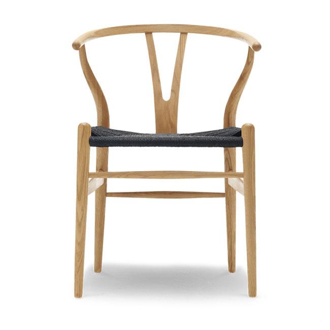 [Carl Hansen & Son/칼한센앤선] CH24 Wishbone chair - Oak oil // CH24 위시본 체어 - 오크 오일