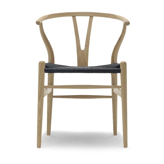 [Carl Hansen & Son/칼한센앤선] CH24 Wishbone chair - Oak soap // CH24 위시본 체어 - 오크 솝