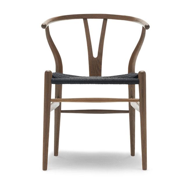 [Carl Hansen & Son/칼한센앤선] CH24 Wishbone chair - Oak smoked stain // CH24 위시본 체어 - 오크 스모크드 스테인