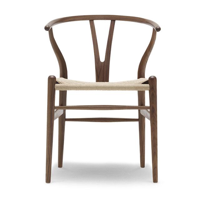 [Carl Hansen & Son/칼한센앤선] CH24 Wishbone chair - Walnut oil // CH24 위시본 체어 - 월넛 오일