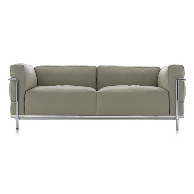[Cassina/까시나] LC3 Sofa (2 Seat) // LC3 소파 (2 시트) 구스폼 (Cat.Y)