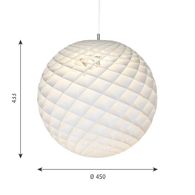 [Louis Poulsen/루이스폴센] Patera Pendant Lamp Ø450 // 파테라 펜던트 램프 Ø450