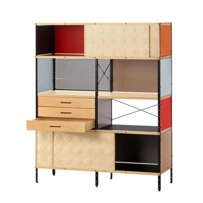 [Vitra/비트라] Eames Storage Unit ESU, Bookcase // 임스 스토리지 유닛 ESU, 북케이스
