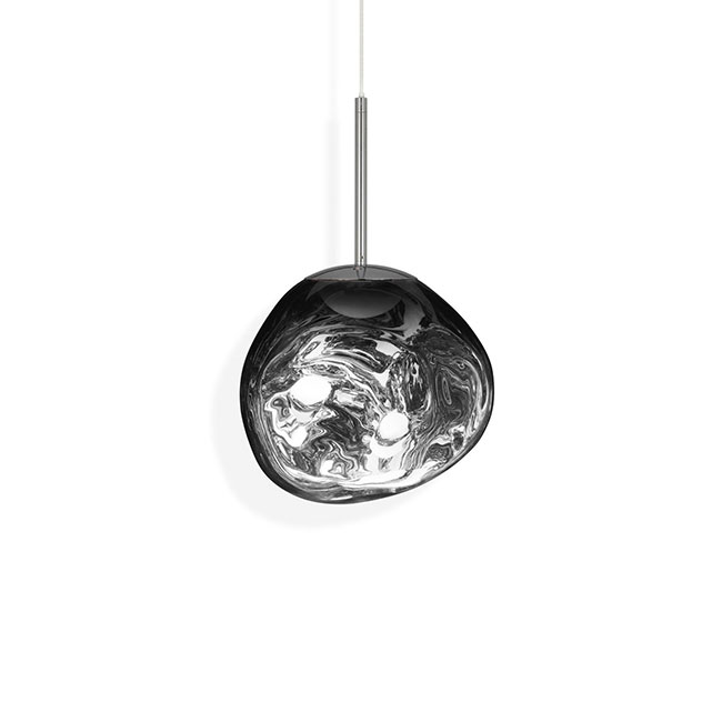 [Tom Dixon/톰딕슨] Melt Mini LED Pendant Chrome // 멜트 미니 LED 펜던트 크롬