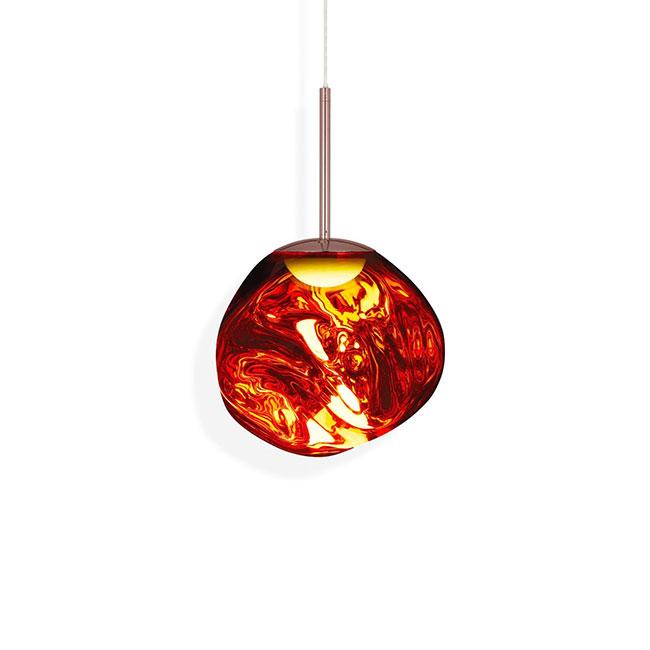 [Tom Dixon/톰딕슨] Melt Mini LED Pendant Copper  // 멜트 미니 LED 펜던트 코퍼