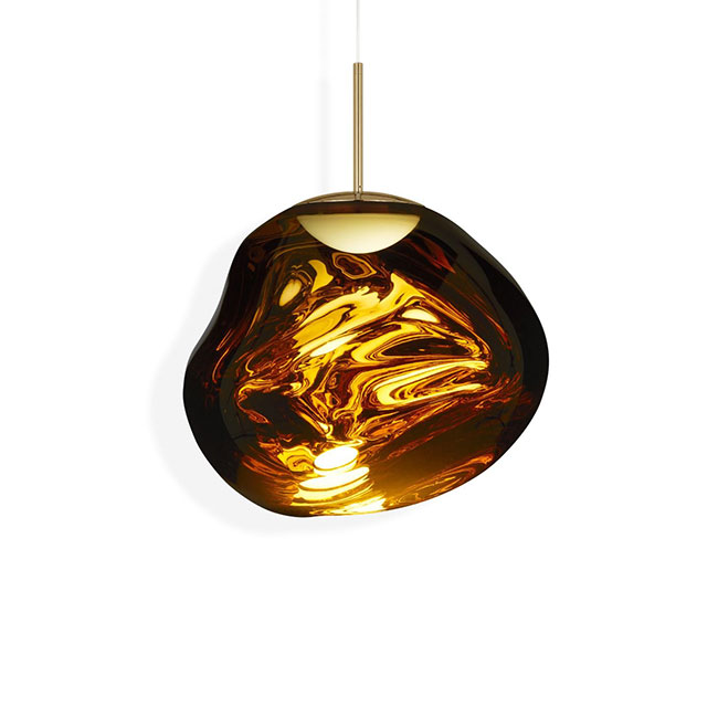 [Tom Dixon/톰딕슨] Melt LED Pendant Gold // 멜트 LED 펜던트 골드