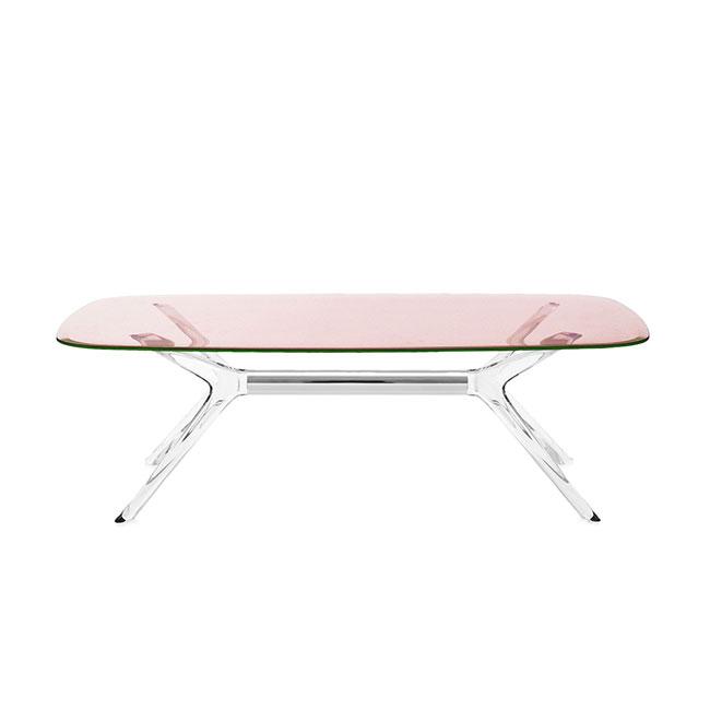 [Kartell/카르텔] Blast Coffee Table // 블라스트 커피 테이블 - 상판 : 로즈