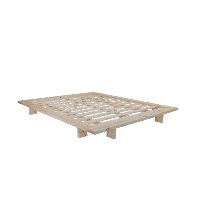 [Karup/카럽] Japan Bed Frame M (mattress 140x200cm) // 재팬 베드 프레임 M (매트리스 140x200cm)