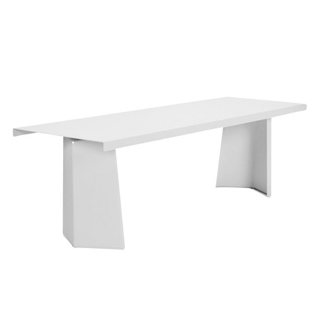 [ClassiCon/클래시콘] Pallas Table 240 - White // 팔라스 테이블 240 - White