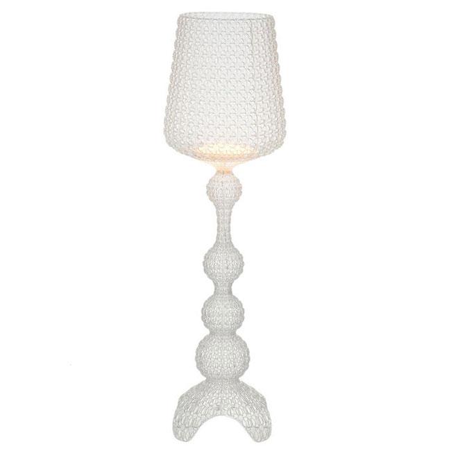 [Kartell/카르텔] KABUKI Outdoor Floor lamp // 가부키 아웃도어 플로어 램프 - Crystal