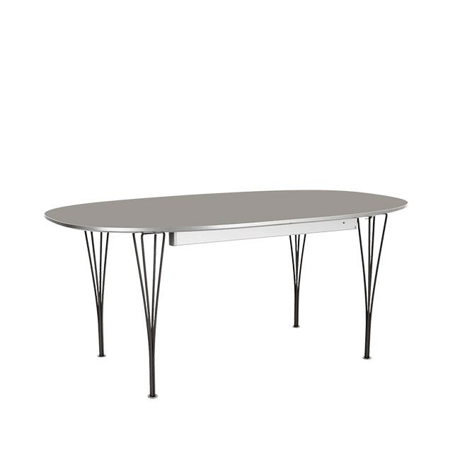 [Fritz Hansen/프리츠한센] Super-Elliptical extension table (B620, 100x170/270) // 슈퍼-엘립티컬 익스텐션 테이블 (B620, 100x170/270)