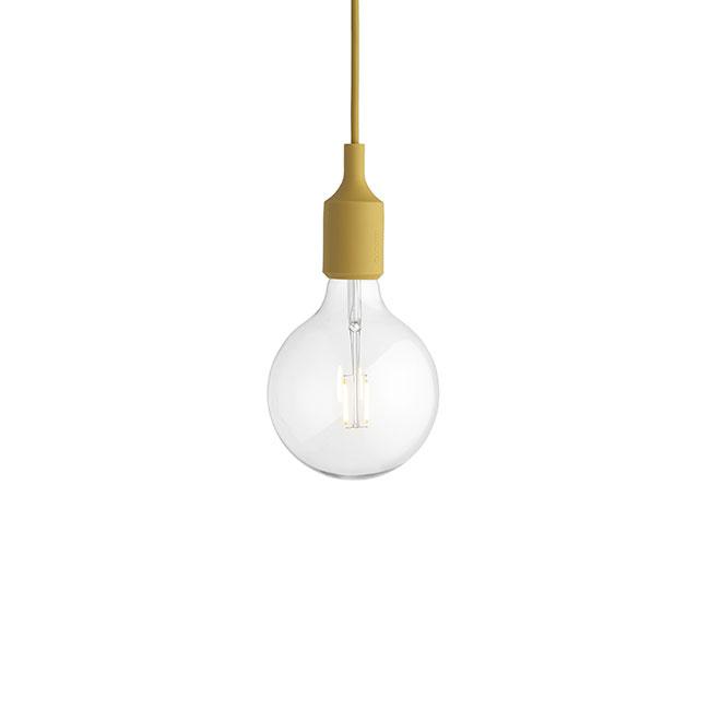 [Muuto/무토] E27 PENDANT LAMP Mustard // E27 펜던트 램프 머스타드