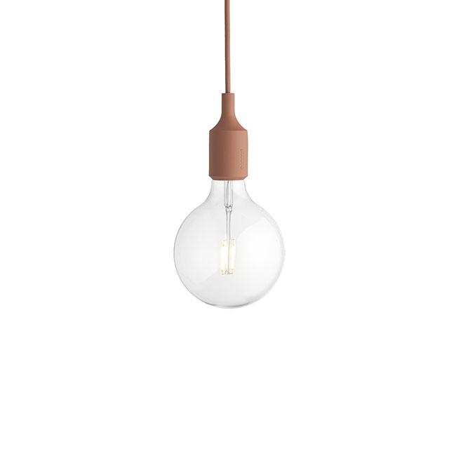 [Muuto/무토] E27 PENDANT LAMP Terracotta // E27 펜던트 램프 테라코타