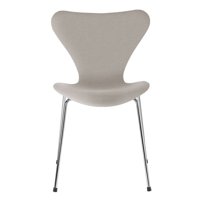 [Fritz Hansen/프리츠한센] Series 7 Chair Light Beige (fully upholstered, fabric) / 시리즈 7 체어 Light Beige