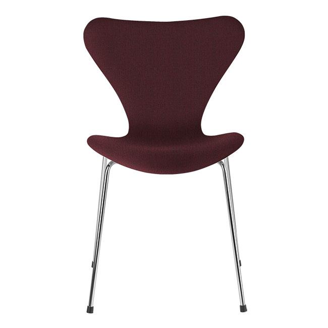 [Fritz Hansen/프리츠한센] Series 7 Chair Red (fully upholstered, fabric) / 시리즈 7 체어 Red