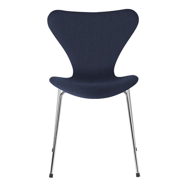 [Fritz Hansen/프리츠한센] Series 7 Chair Dark Blue (fully upholstered, fabric) / 시리즈 7 체어 Dark Blue