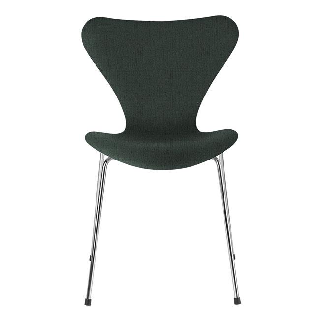[Fritz Hansen/프리츠한센] Series 7 Chair Dark Green (fully upholstered, fabric) / 시리즈 7 체어 Dark Green
