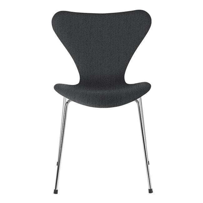 [Fritz Hansen/프리츠한센] Series 7 Chair Grey (fully upholstered, fabric) / 시리즈 7 체어 Grey
