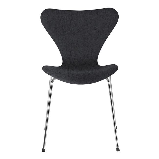 [Fritz Hansen/프리츠한센] Series 7 Chair Dark Grey (fully upholstered, fabric) / 시리즈 7 체어 Dark Grey