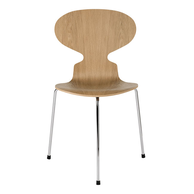 [Fritz Hansen/프리츠한센] Ant Chair 3 legs Oak // 앤트 체어 3 레그 오크