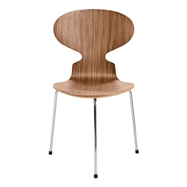 [Fritz Hansen/프리츠한센] Ant Chair 3 legs (NATURAL VENEER) // 앤트 체어 3 레그