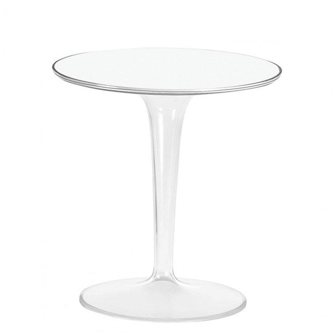 [Kartell/카르텔] Tip Top Side Table // 팁 탑 사이드 테이블 - 화이트 E5