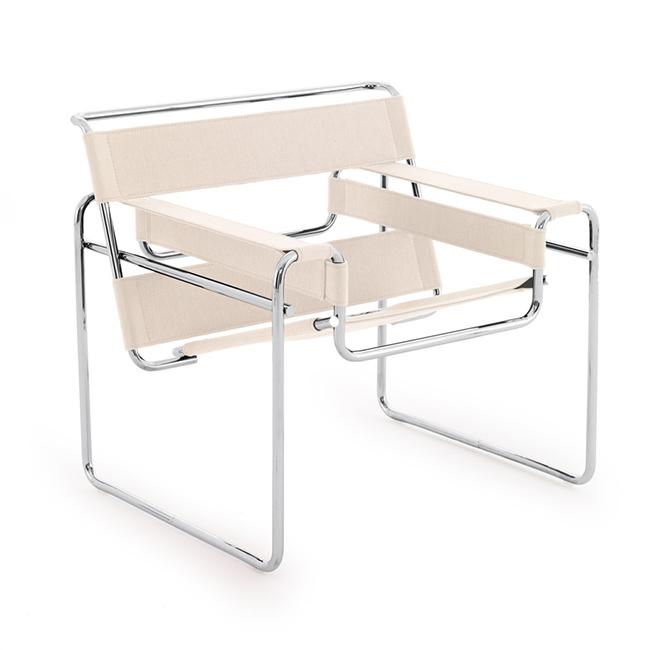 [Knoll/놀] Wassily Chair - Canvas // 바실리 체어 - 캔버스