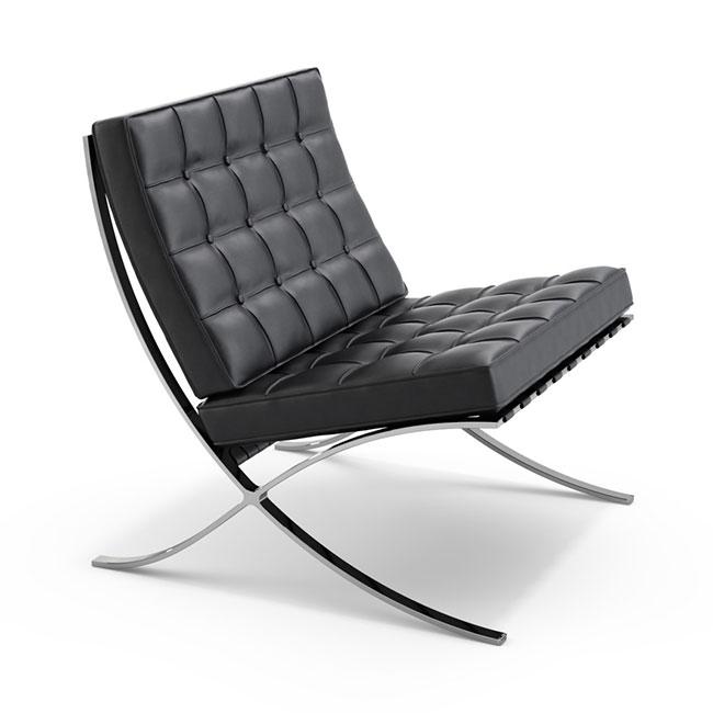 [Knoll/놀] Barcelona Chair Relax - Volo leather // 바르셀로나 체어 릴렉스 - Volo 가죽