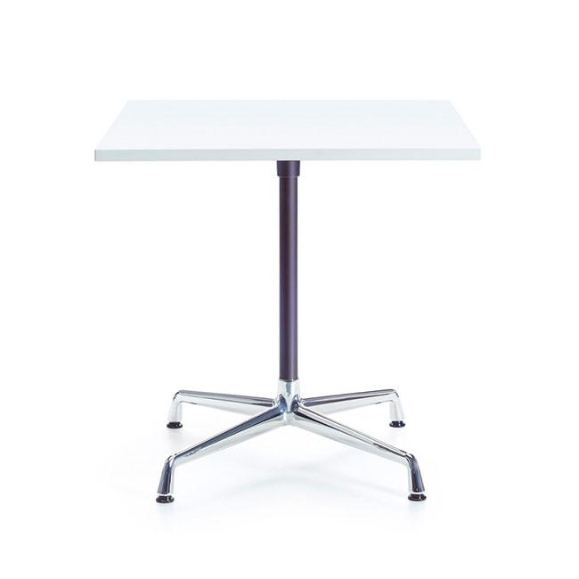 [Vitra/비트라] Eames Contract Tables 75x75, melamine white // 임스 콘트랙트 테이블 75x75, melamine white