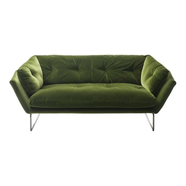 [Saba Italia/사바 이탈리아] New York Suite 2702T Green (W 190 size) // 뉴욕 스위트 그린