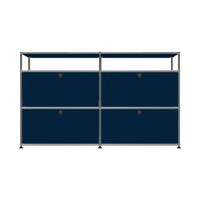 [USM Haller/유에스엠 할러] 2x3 Sideboard With 4 Falling Boards // 2x3 사이드보드 위드 4 폴링 보드