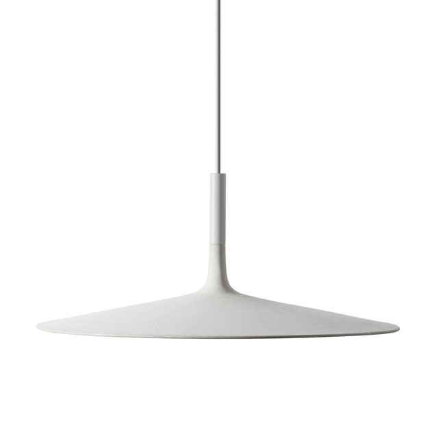 [Foscarini/포스카리니] Aplomb Large LED Suspension dim Bianco // 아플롬 라지 LED 서스펜션 dim 비앙코