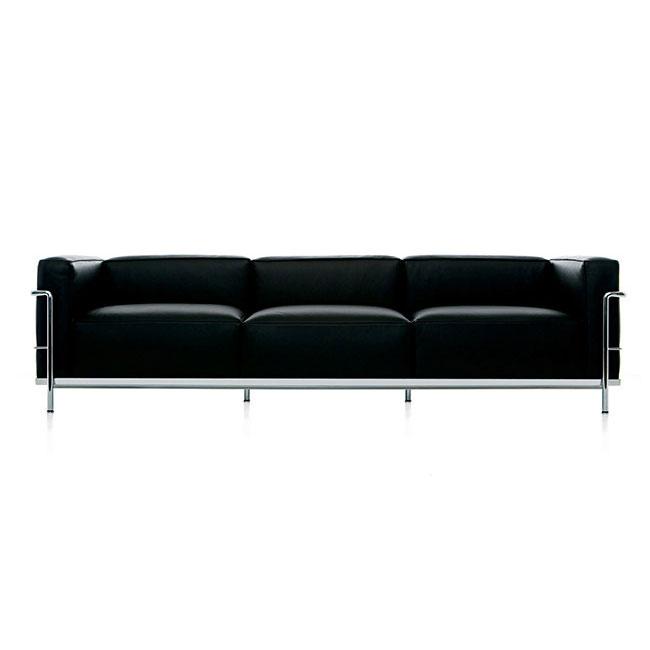 [Cassina/까시나] LC3 Sofa (3 Seat) 구스폼 // LC3 소파 (3 시트) 구스폼 (Cat.X)