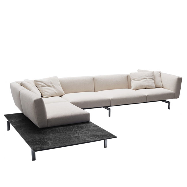 [Knoll/놀] Avio sofa-Fabric Cat.G // 아비오 소파-패브릭Cat.G