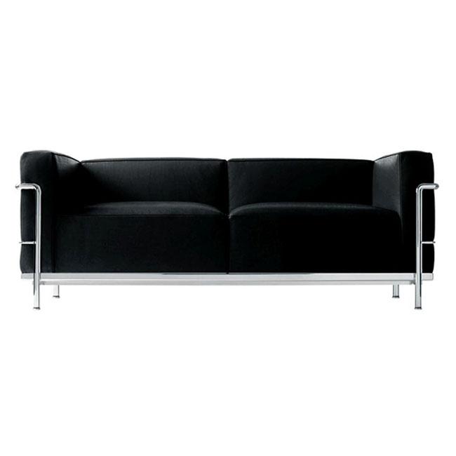 [Cassina/까시나] LC3 Sofa (2 Seat) hardfoam // LC3 소파 (2 시트) 하드폼