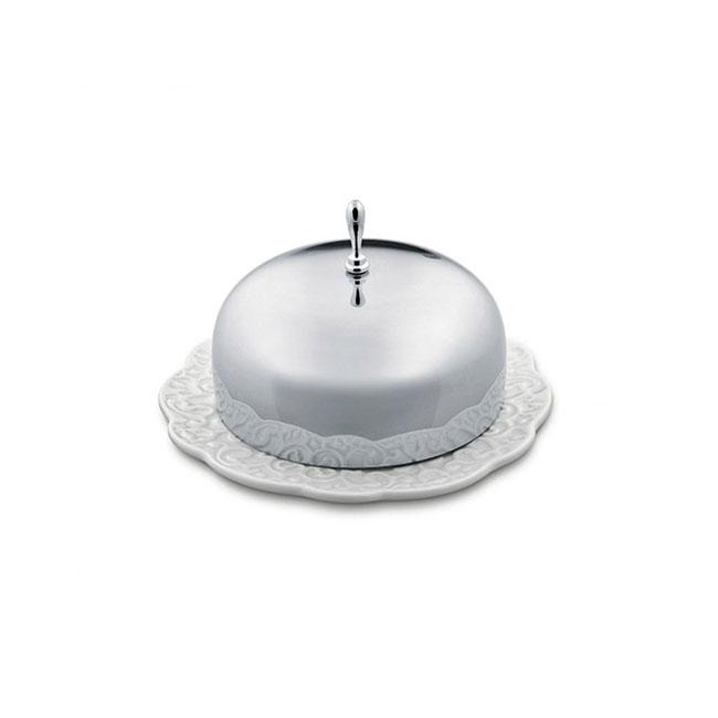 [Alessi/알레시] 드레스드 버터 접시 / MW16