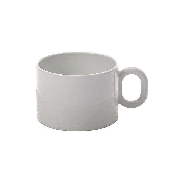 [Alessi/알레시] 드레스드 티 컵78_화이트/ 잔 MW01/78