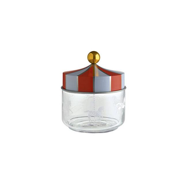 [Alessi/알레시] 서커스 비스켓 항아리_0.5L /리미티드 에디션 한정판매/ MW30/50