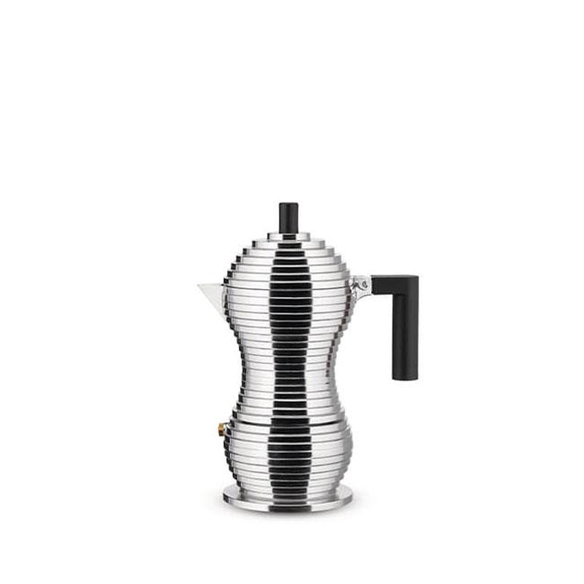 [Alessi/알레시] 풀치나 커피메이커 3C 블랙 / MDL02/3 B