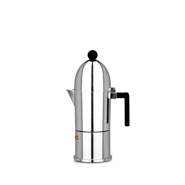 [Alessi/알레시] 라쿠폴라 에스프레소 커피메이커 6C / A9095/6 B
