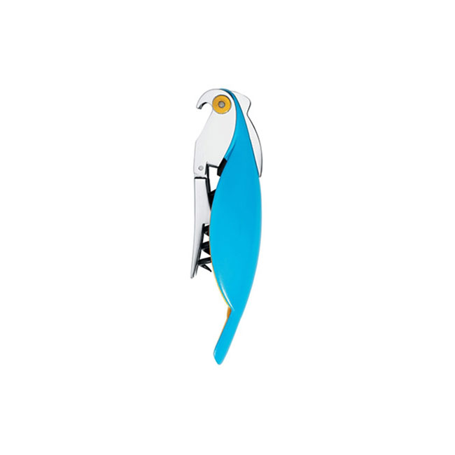 [Alessi/알레시] 패롯 와인오프너_블루/Parrot/AAM32 AZ