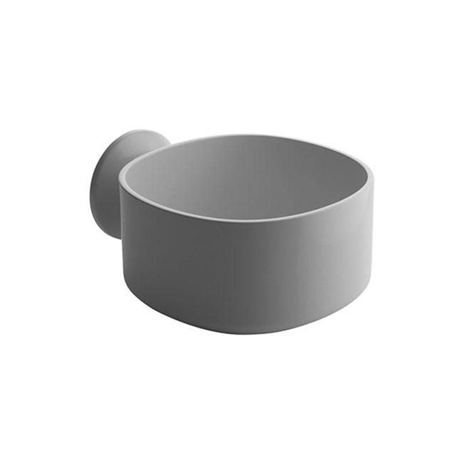 [Alessi/알레시] 비릴로 욕실 수납용기_화이트/PL16 W