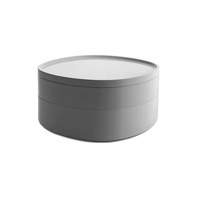 [Alessi/알레시] 비릴로 욕실 수납함_화이트/PL17 W