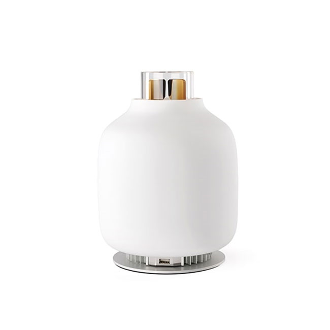 [Astep] Candela Table Lamp w/USB Charger