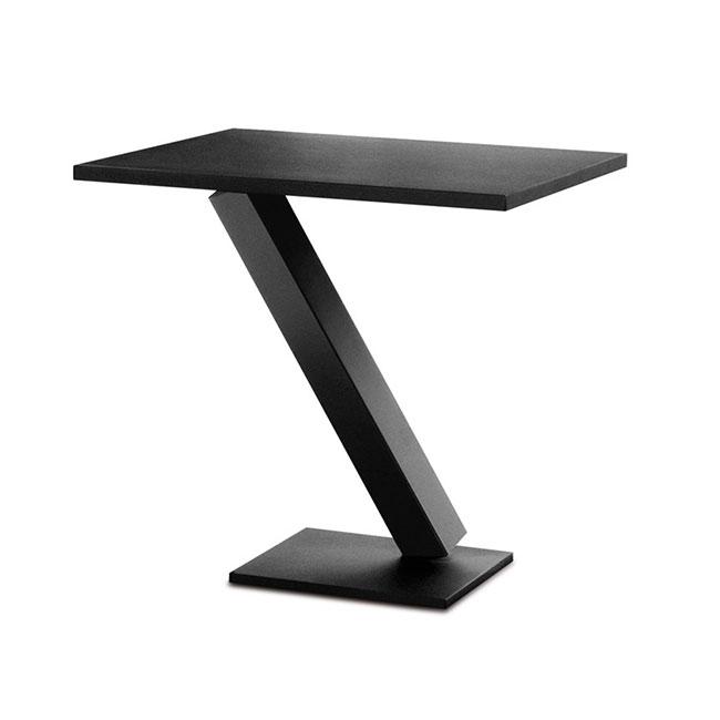 [Desalto/데살토] ELEMENT - Square metal coffee table for living room