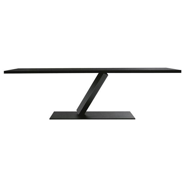 [Desalto/데살토] ELEMENT - Rectangular steel dining table