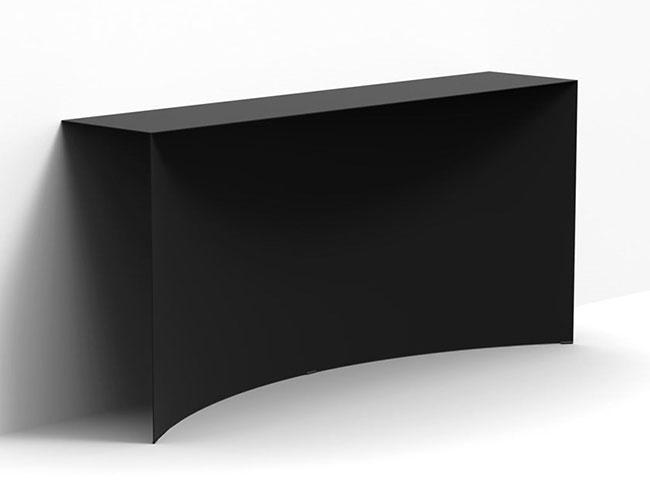 [Desalto/데살토] VOID - Rectangular steel wall consolle